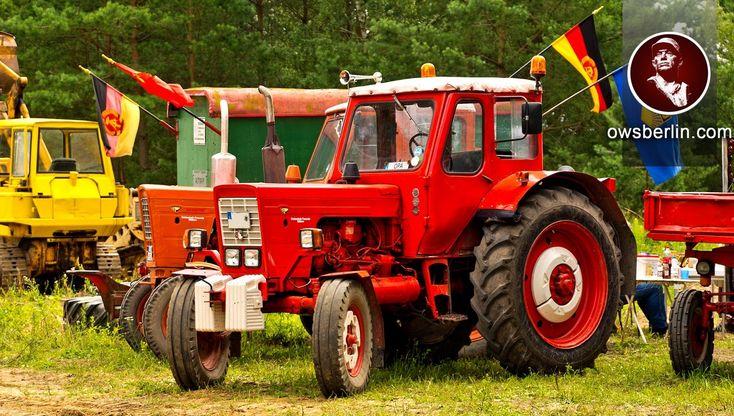 БЕЛАРУС МТЗ - 50. BELARUS MTZ-50. Wischer, Germany.