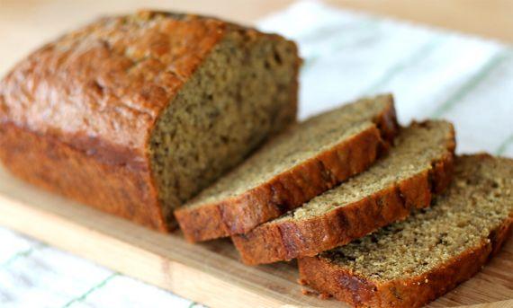 Pão de Casca de Banana. Delicioso tanto para acompanhar doces quanto salgados, hmmmmm! #cozinhaconsciente