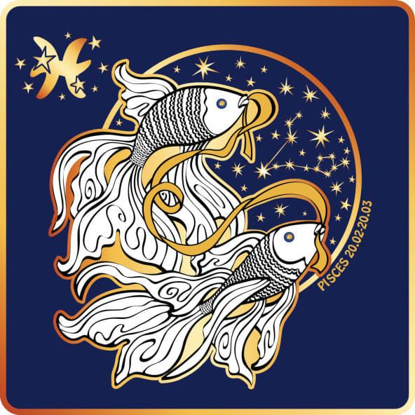 Открытки гороскопа рыбы, праздником