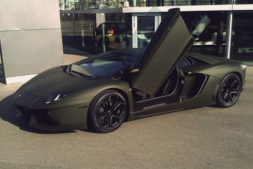 Lambo: Matte Green, Green Lambo, Dreams, Color, Luxury Cars, Matte Black, Black Lambo, Lamborghini Aventador, Nice Cars