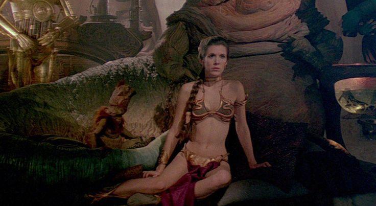Lee Ya puedes comprar  el bikini original de la Princesa Leia de 'Return of the Jedi'