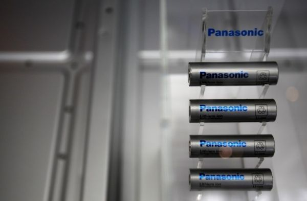 Panasonic Corp's lithium-ion batteries which are part of Tesla Motor Inc&#3