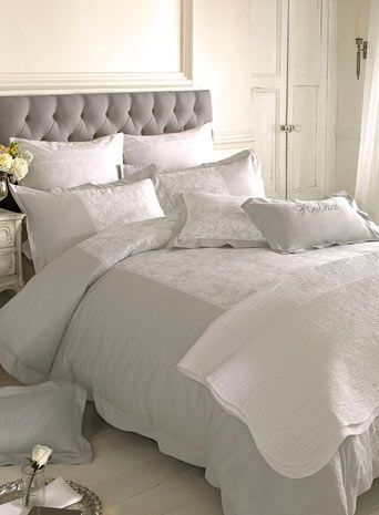 Holly Willoughby Lace Bedding. Holly for the home only at BHS. Pretty delicate lace deisgn, 100% cotton.
