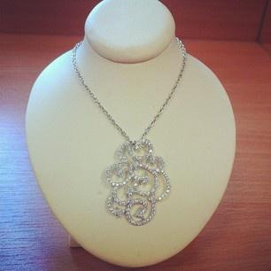 @fieldsjewellers's Stunning Necklace in Fields Stores at the end pof the month