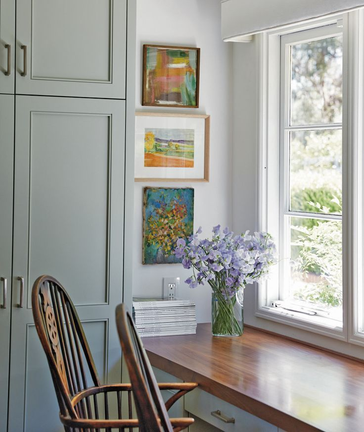 Kitchen Office Nook Plans: Best 25+ Kitchen Office Spaces Ideas On Pinterest