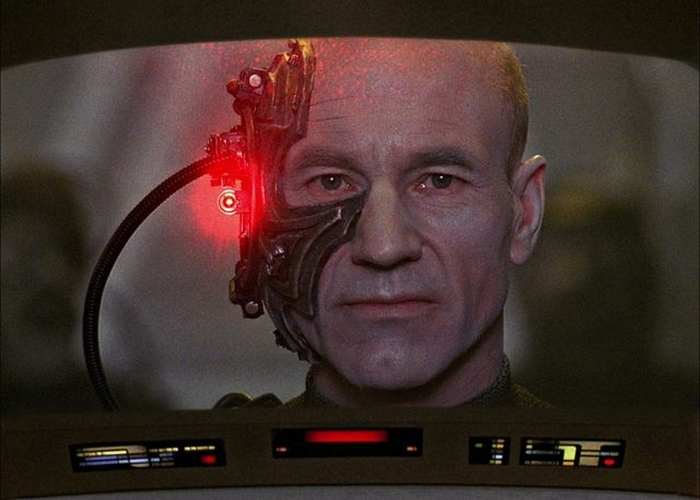 The Borg Are Coming April 25th To A Theater Near You... must see!