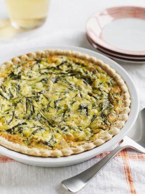 Vegan Broccoli Quiche Recipe
