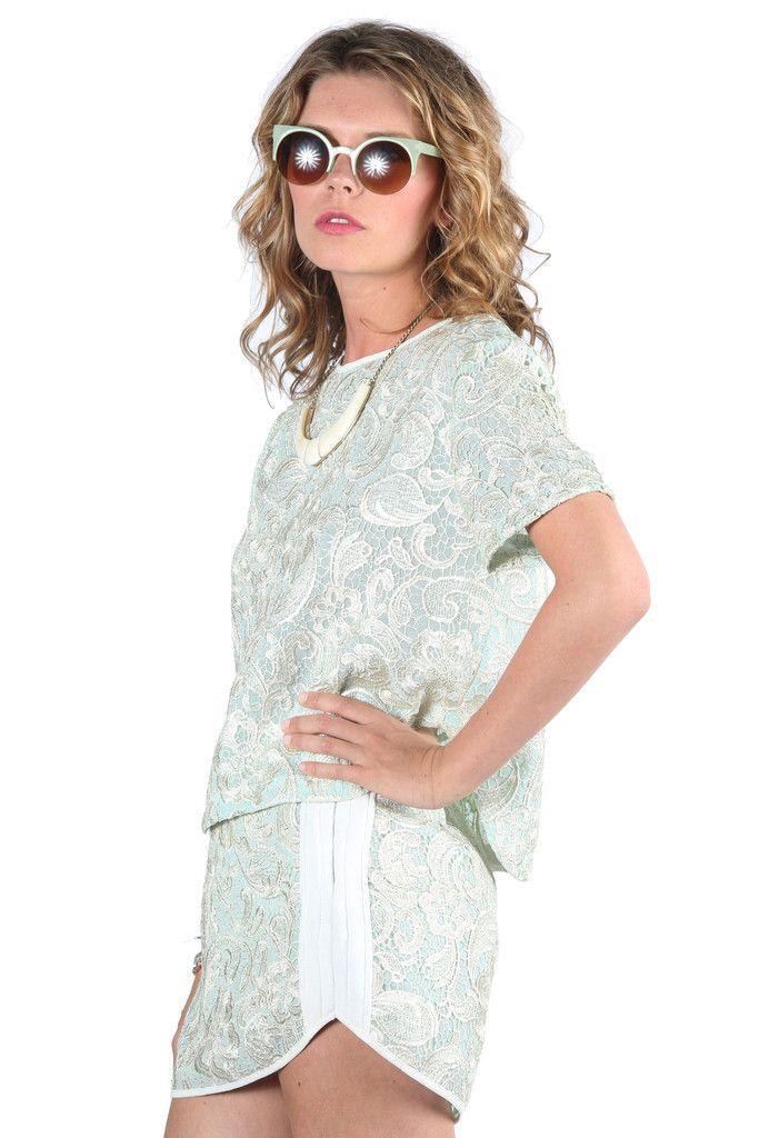 Spring Tea Party Skirt