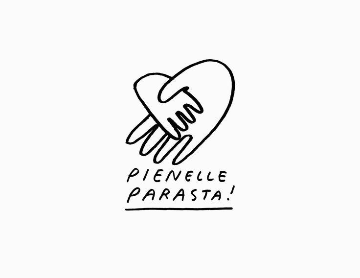 Pienelle Parasta | Logo design
