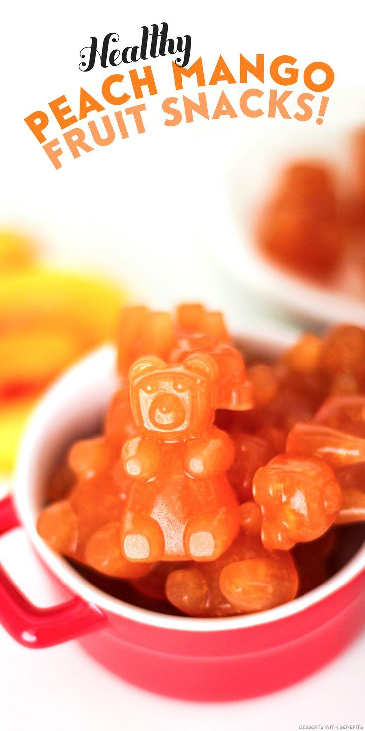 healthy fruit gummies healthy low calorie desserts with fruit