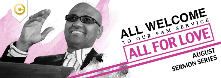 In Line with the Women's conference this month our theme is ALL FOR LOVE.