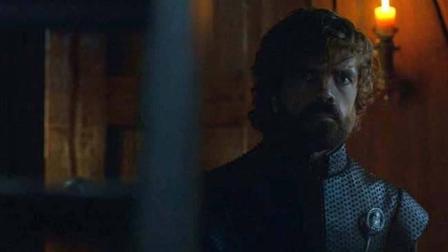 Shocking Game of Thrones theory explains why Tyrion looked so suspicious in the hallway - NEWS.com.au #757Live