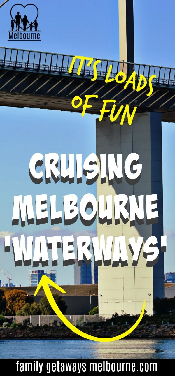 Cruising the Melbourne waterways is a great way to experience seeing Melbourne from a unique vantage point. See things that you would never see from the water. Click the image for more information on some of the best Melbourne River Cruises