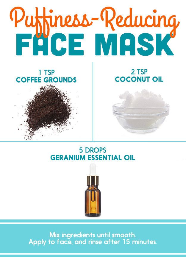 Coffee Grounds + Essential Oil (Some blogs recommend Geranium Oil)
