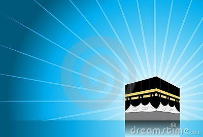 Hajj/ Pilgrimage Background 1 Royalty Free Stock Photography - Image: 21804927
