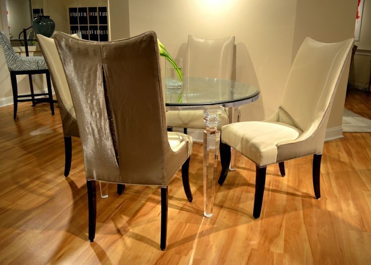 Designmaster Furniture New Atelier Addition. Atelier 6 Side Chair Features  Beautiful Quality Fabric, Quality High Finish And Adorned With Clear  Accents By ...