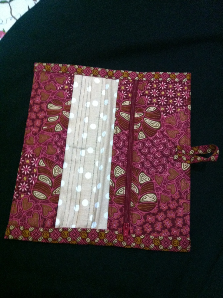 Flat wallet, Japanese style