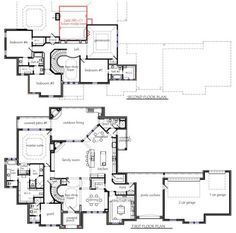This is an amazing floor plan <3