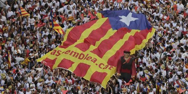 """La N-VA anticipe l'indépendance de la Catalogne, """"29e Etat de l'Union"""" - lalibre.be, 15 septembre 2015"""