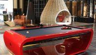 Busch Billards: Black Light - Ein Billardtisch und seine optische Vielfalt http://www.billardtisch-exklusiv.de/modern/black-light #billardtisch
