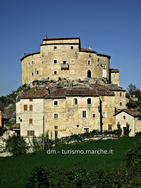 Castel di Luco - Marche, Italy