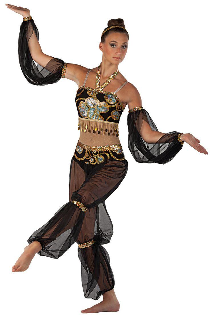 Arab belly dancer pvt 3