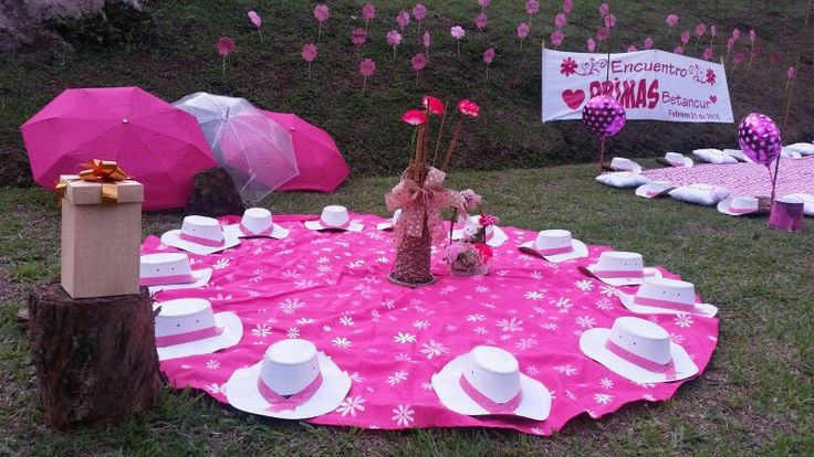 Sombreros,picnic