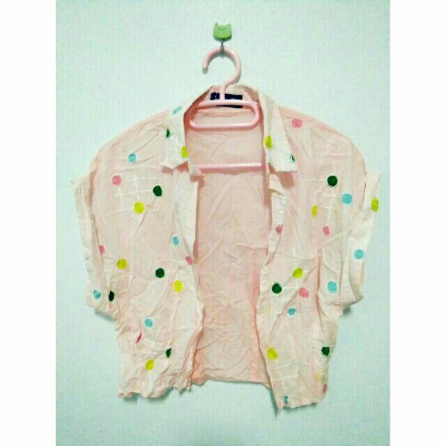 ลองเข้ามาดูสินค้า เสื้อเชิ้ตแฟชั่น สีชมพูอ่อน ลายแคนดี้ๆ ขายในราคา ฿150 ซื้อได้ในแอพ Shopee ตอนนี้เลย! http://shopee.co.th/spimapae/165939914  #ShopeeTH