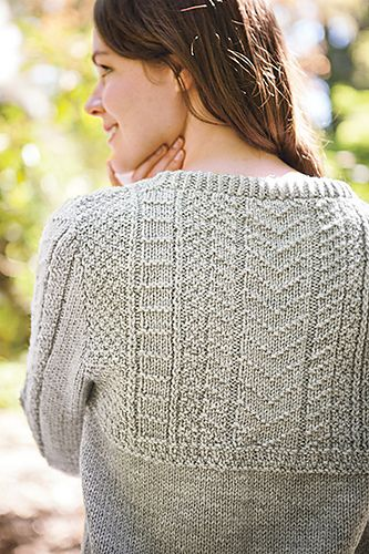 Ravelry: Cumbria Sweater pattern by Kerin Dimeler-Laurence