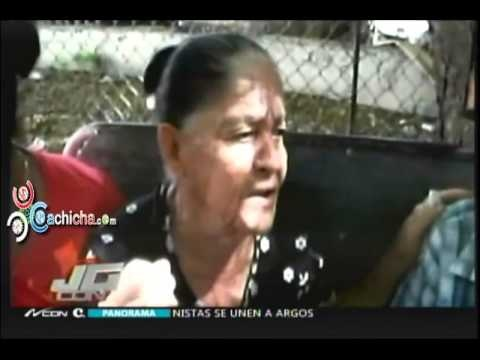 Atracan pareja de ancianos mientra rezaban #Video - Cachicha.com
