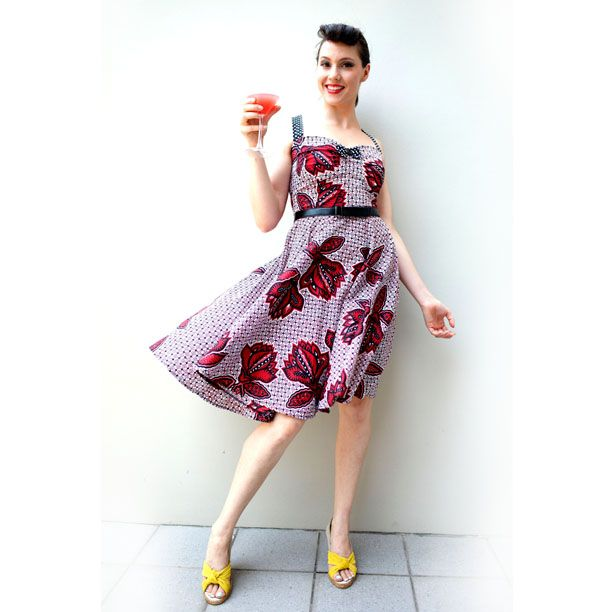 Martini anyone?! Love the way the Rita dress pops with those yellow shoes! Venona Pearl sale on now! Check out Etsy store for 25% off ALL styles. Sizes XS to XXL :) https://www.etsy.com/au/shop/VenonaPearl
