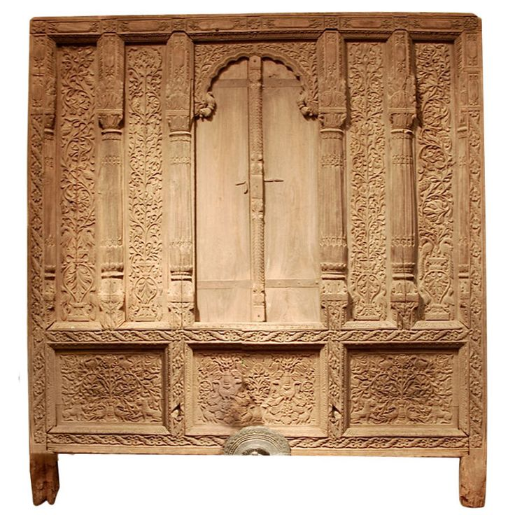 1stdibs   Mughal Style Decorative Wooden Window Explore Items From 1,700  Global Dealers At 1stdibs