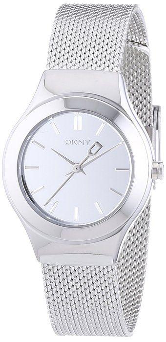 DKNY - NY2103 - Montre Femme - Quartz Analogique - Bracelet Acier Inoxydable Argent
