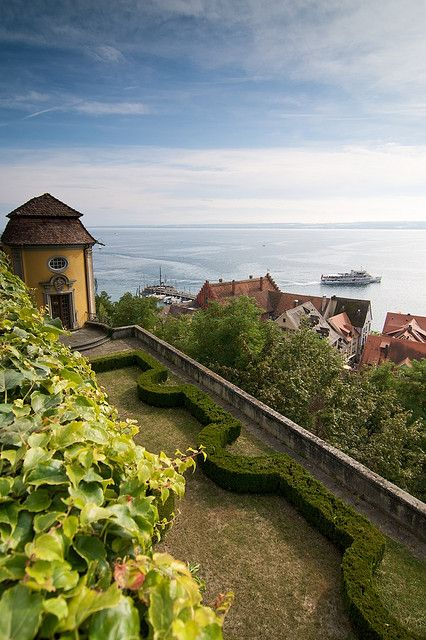 Meersburg - Lake Constance - Germany (von icatus)