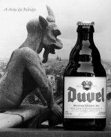 Foto do dia: Cerveja Duvel