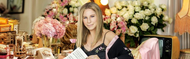 streisand encore cover THE FULL MONTAGE What's the difference between being a hoarder and being a collector of Vintage items? ask Barbra she's a maven when it comes to collecting things.