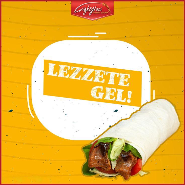 Canın her çektiğinde, haydi lezzete! ;) #çiğköftecihasanaybak #çiğköfte #lezzet