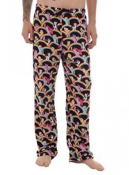 bowling pajama bottoms