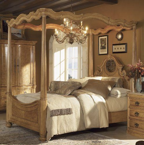 amazing beds | Amazing Deals on Beds for Sale is great hub for finding many styles. King Size Canopy ... & The 25+ best King size canopy bed ideas on Pinterest | Canopy for ...