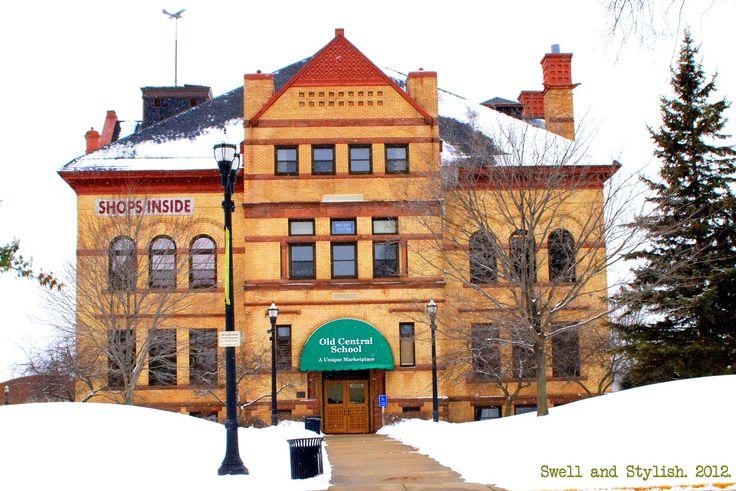 Downtown Grand Rapids MN | swell and stylish: Latest scouting- Grand Rapids, Minnesota