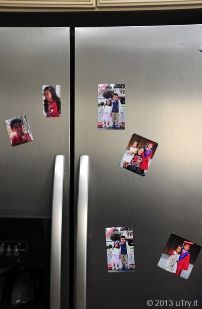 Picture Magnets—Sentimental Homemade Gifts   http://uTry.it