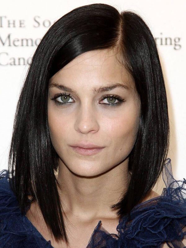 2017 Frisuren Trends für Schmale Gesichter | Trend Haare