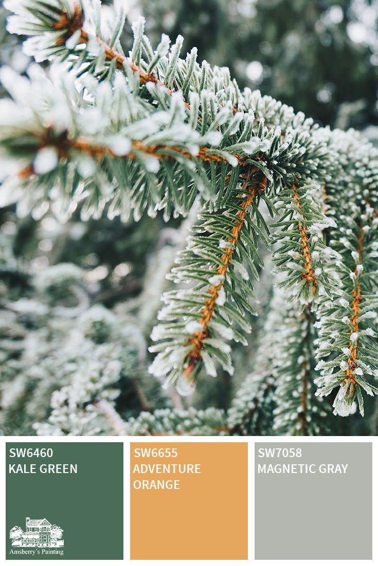 Very Merry Color Palette Collection | Цветовые схемы ...