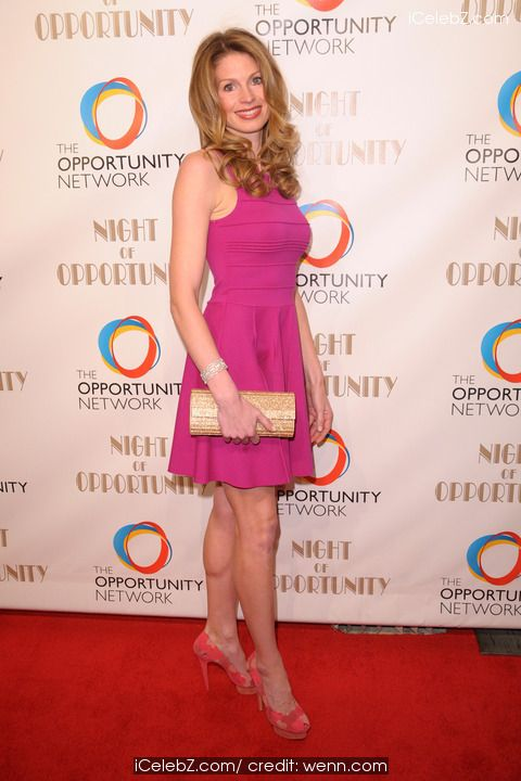 Jennifer Maxfield  7th Annual Night of Opportunity Gala at Cipriani Wall Street - Red Carpet Arrivals http://www.icelebz.com/events/7th_annual_night_of_opportunity_gala_at_cipriani_wall_street_-_red_carpet_arrivals/photo11.html