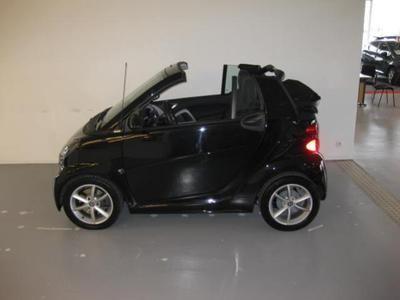 Tweedehands Smart Cabrio PULSE MHD 9999 euro Occasie te koop Auto Zone . be