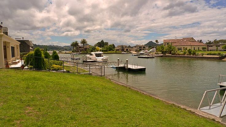 Pauanui marina, see more at New Zealand Journeys app for iPad www.gopix.co.nz