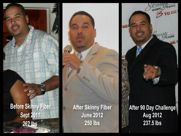 Another happy Skinny Fiber user!  www.happynhealthy.eatlessfeelfull.com