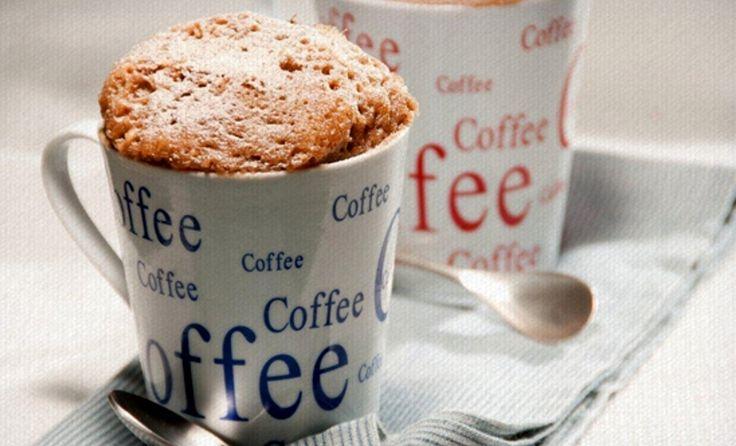 Cupcake proteico de quinoa - fits & tips