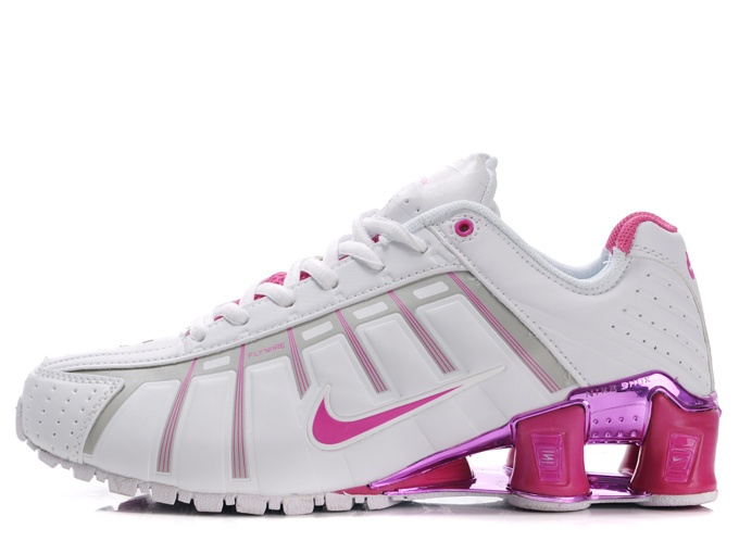 Pink Nike Shox NZ Womens Shoes
