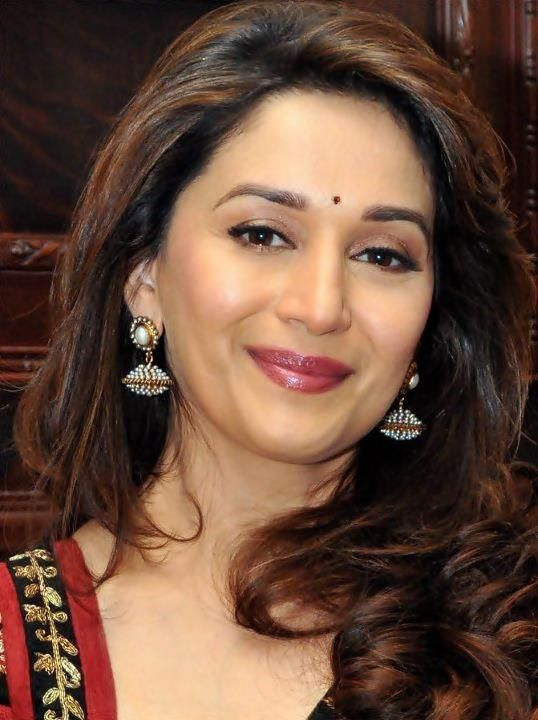 Madhuri Dixit - Rank - 10, #TScore - 16